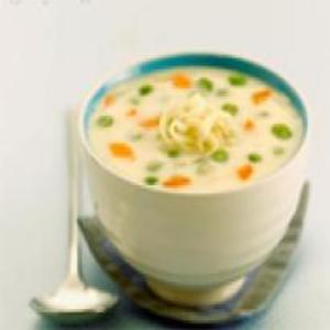 Receita de Sopa de lentilhas com legumes