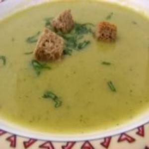 Receita de Sopa Deliciosa de Abobrinha