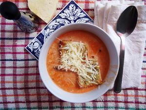Receita de Sopa deliciosa de lentilhas