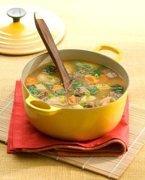 Receita de Sopa reforçada