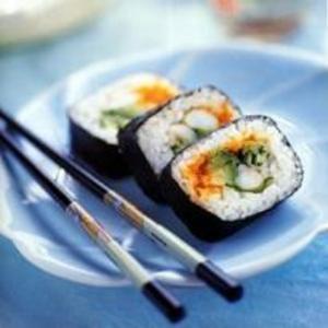 Receita de Sushi Delicia