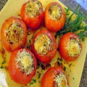 Receita de Tomates Recheados com Atum