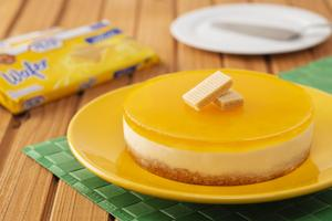 Receita de Torta de Abacaxi Especial