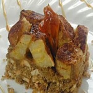 Receita de Torta de Banana com Castanha-de-Caju