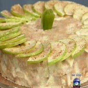 Receita de Torta de Maçã Diferente da Ana Maria