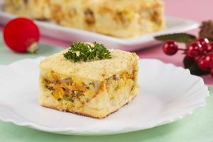 Receita de Torta de Pernil
