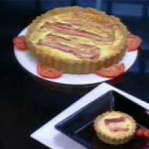 Receita de Torta de Queijo do Edu Guedes