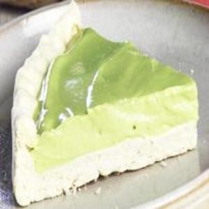 Receita de Torta de sequilho e creme de abacate