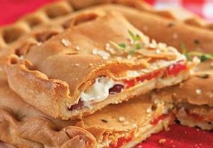 Receita de Torta-Pizza (Lacto)