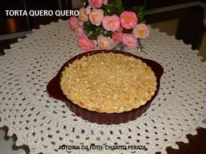 Receita de Torta Quero Quero